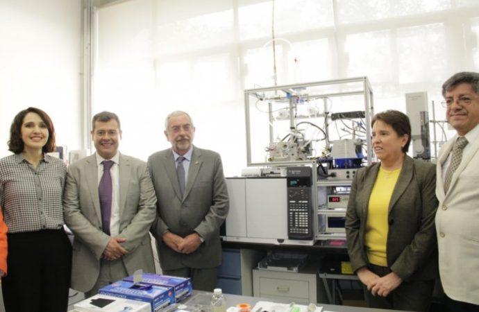 Firma gobierno de CDMX convenio con el centro de ciencias de la atmósfera de la UNAM