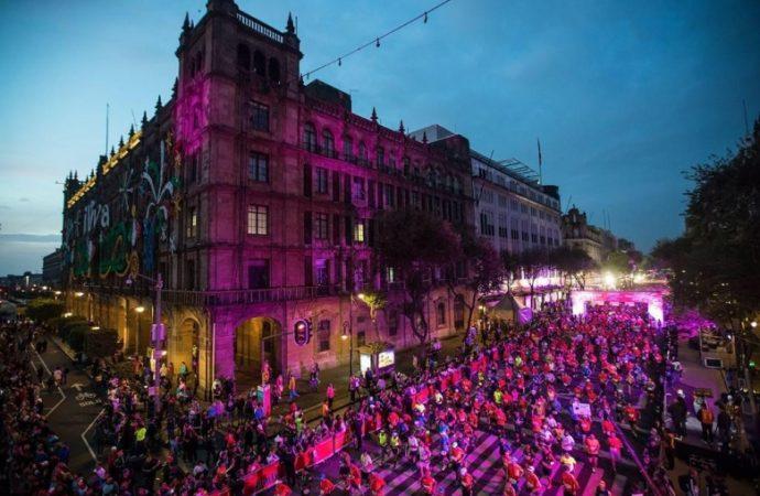 Conmemora GCDMX 50 Años de las Olimpiadas en México con Maratón