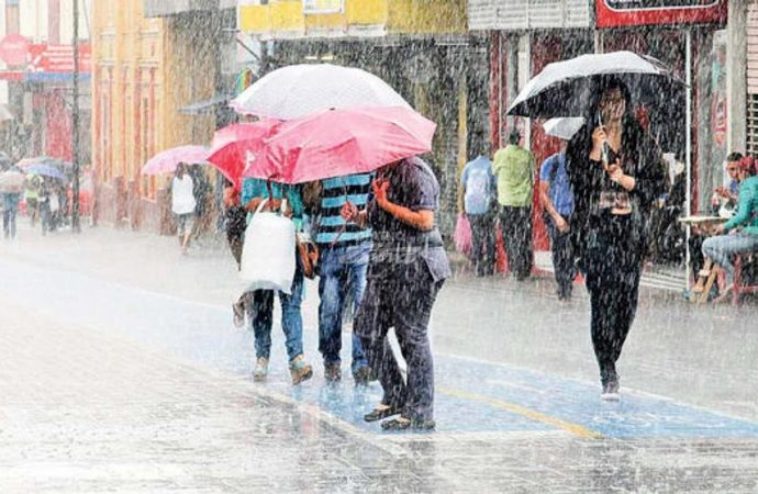 La Ciudad de México registrará lluvias e intervalos de chubascos