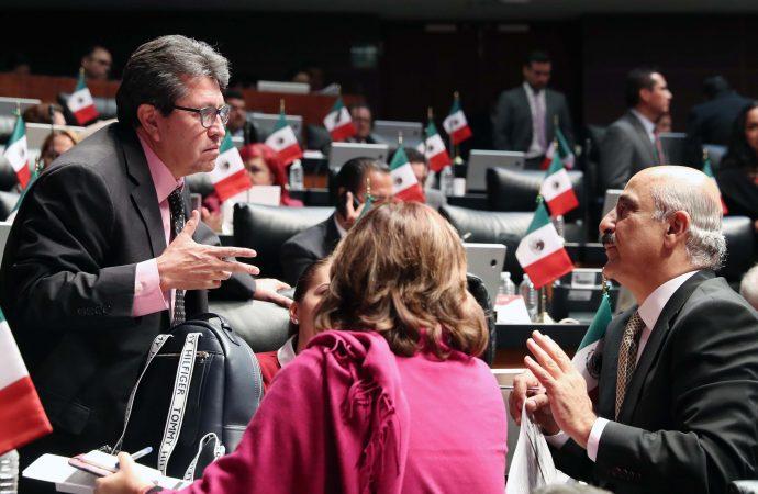 Morena va por el Fiscal General, 4 más, en el Senado