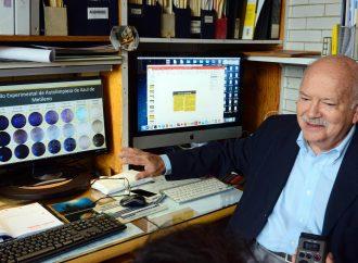Desarrollan en la UNAM cemento fotocatalítico que degrada contaminantes orgánicos