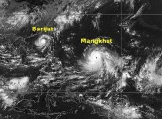 China, Filipinas y Taiwán en alerta por tifones Barijat y Mangkhut