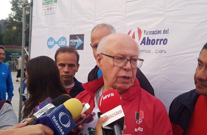 Reconoce José Narro labor de trabajadores de la salud