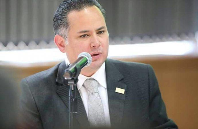 Presentan a Santiago Nieto para la Unidad de Inteligencia Financiera
