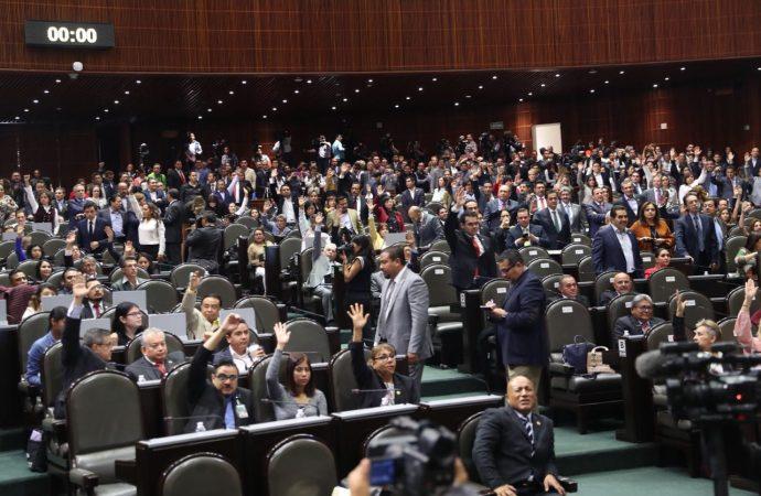Pleno aprueba creación del Comité de Administración de la LXIV Legislatura