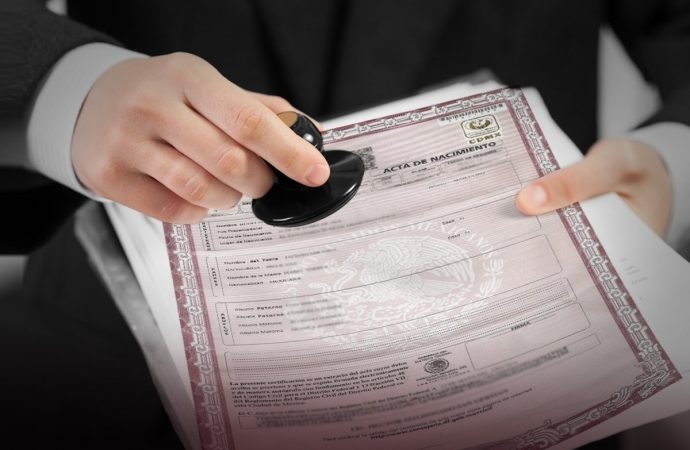 Gobierno capitalino entregará actas del Registro Civil sin costo en EUA