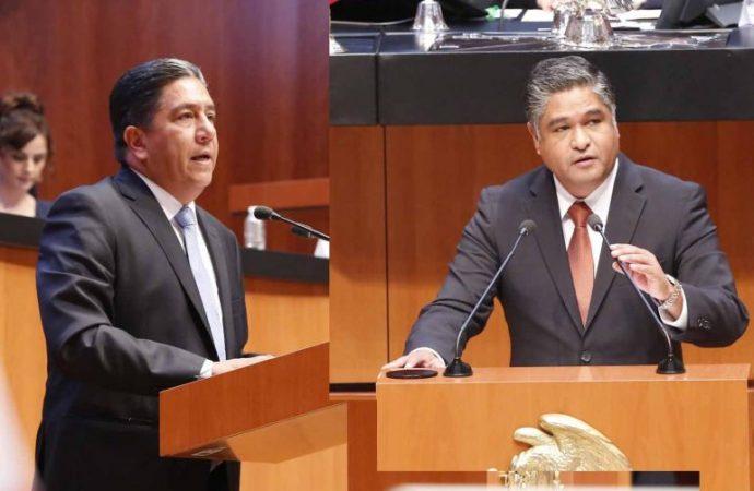 Este fue el sexenio de violencia, inseguridad, corrupción e impunidad: Senadores del PAN