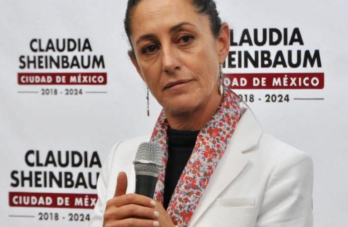Sheinbaum llama al GCDMX y PGR indagar agresiones en la UNAM