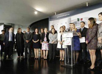 Plantea GPPAN crear el Consejo Mexicano de Política Exterior
