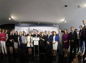 Rechaza senadora Minerva Hernández acuerdo mordaza en el Senado