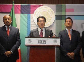 Salario de diputados se reducirán en 28% entre septiembre y diciembre: Mario Delgado