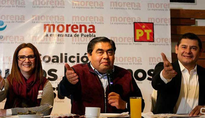 Tribunal Electoral valida multa a Morena en Puebla por más de un millón
