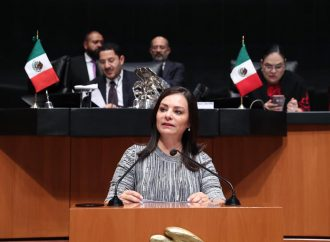 Presenta Nuria Mayorga en el Senado proyecto de decreto para robustecer derechos de adultos mayores