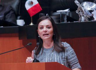 Exhorta senadora Nuvia Mayorga para evitar incrementar la edad para recibir apoyo del programa adultos mayores