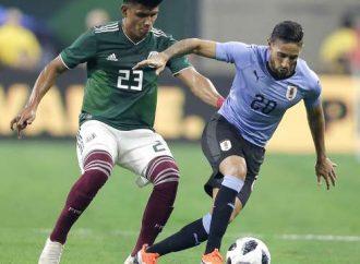 Uruguay golea 4-1 al juvenil Tricolor