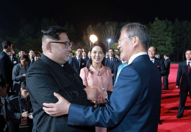 Inauguran las dos Coreas oficina de enlace antes de la cumbre Moon-Kim
