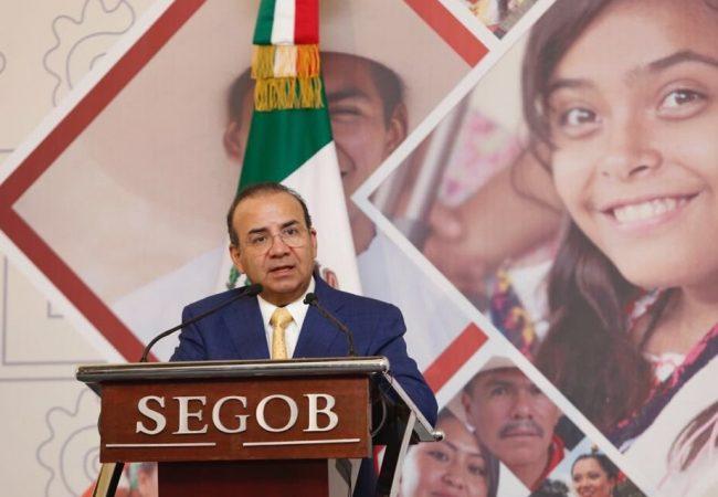 Navarrete Prida reitera apoyo a indígenas hasta el último día de gobierno