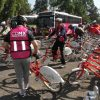 Hoy, sólo bicicletas y peatones tendrán acceso a calles del Centro Histórico