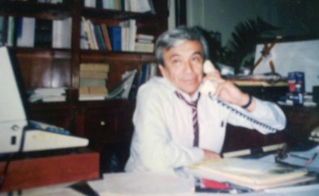 Emilio Viale, compañero de viaje