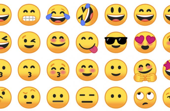 """Los """"Emojis"""", parte de nuestra comunicación cotidiana"""