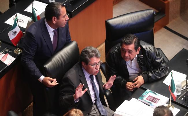 Apuros legislativos