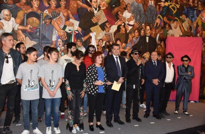 Presenta GCDMX cartelera de la Semana de las Juventudes 2018