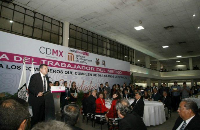 Metro de CDMX, 49 años de ser referente nacional e internacional en transporte