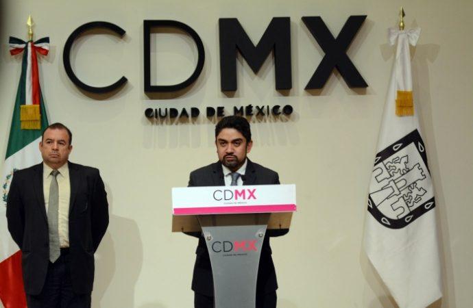 Transparentan proceso de reconstrucción en Plataforma CDMX