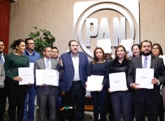 El PAN es la alternativa para México: Héctor Larios