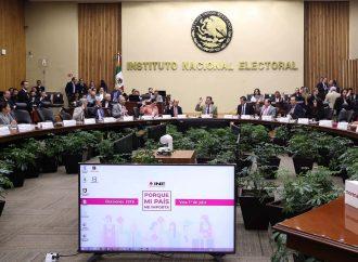 Presentará INE avance de compromisos alcanzados con campaña HeForShe