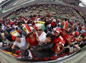 Domingo atípico llega para cumplirse una edición más del Gran Premio de México