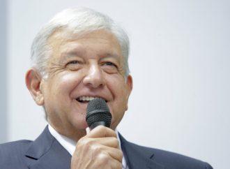 López Obrador expone su plan de trabajo para Chihuahua