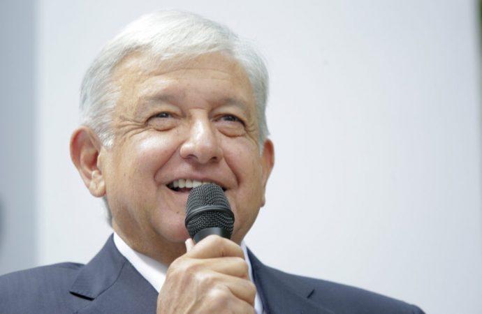 Habrá amnistía para presos políticos en México, refrenda López Obrador