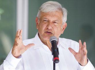 Diputados del PAN exigen a AMLO cancelar consulta espuria del NAIM