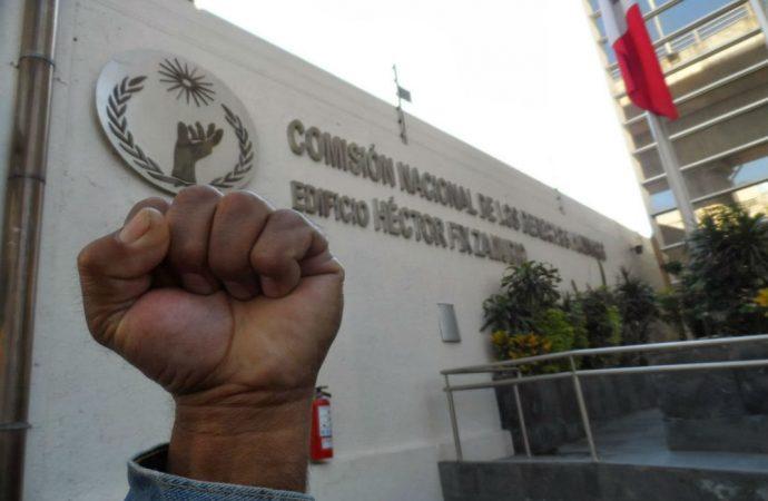 CNDH emite recomendación por detenciones