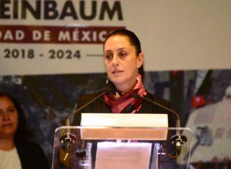 Ofrece Sheinbaum recuperar espacios públicos en Cuajimalpa