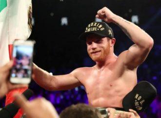 """""""Canelo"""" Álvarez firma contrato de 365 mdd para transmisión de peleas"""