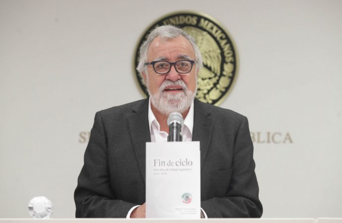 Alejandro Encinas ve necesario crear el Sistema Nacional Forense