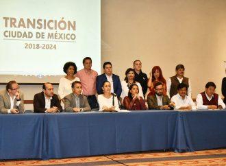 Sheinbaum y alcaldes instalan y sesionan la Mesa de Cabildo
