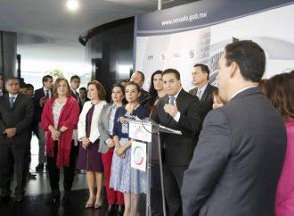 Exigen Senadores del PAN acabar con gasolinazos y que Morena cumpla sus promesas de campaña