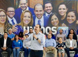 En el PAN estamos a favor de la vida: Marko Cortés