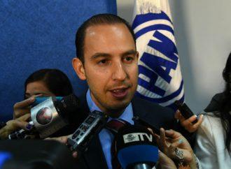 Aprueban candidaturas de Marko Cortés y Héctor Larios para presidente nacional y secretario general del PAN