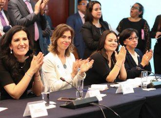 Afirma senadora Nuria Mayorga que lucharán por la igualdad de género