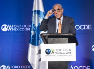 Concluir aeropuerto en Texcoco cuesta lo mismo que cancelarlo: Gurría Treviño