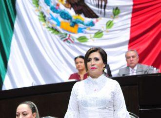 A Rosario le traían ganas, y no se la perdonaron; Navarrete Prida pide reconocer logros de Peña Nieto