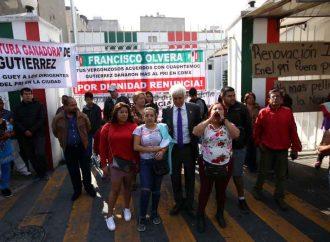 Israel Betanzos y Sergio Jiménez, por el último aliento en el PRI CDMX