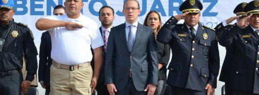 Fracasó Jesús Orta en garantizar seguridad a periodistas en marcha feminista