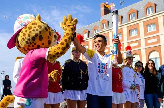 Más de cuatro mil atletas listos para Juegos Olímpicos de la Juventud