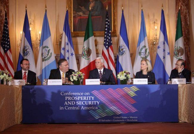 Inicia en Washington Conferencia para Prosperidad y Seguridad en Centroamérica