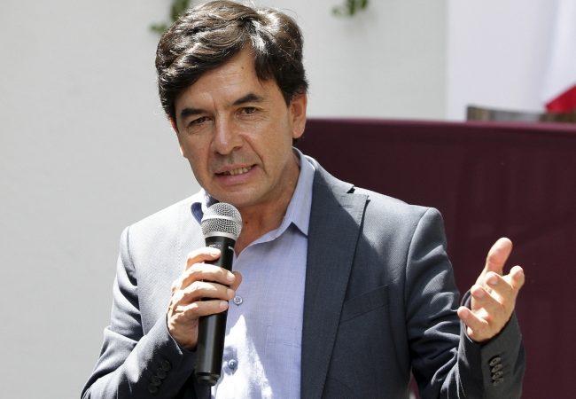 Este lunes se precisarán detalles sobre la consulta del nuevo aeropuerto: Ramírez Cuevas